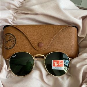 Accessories - Brand new round ray bans